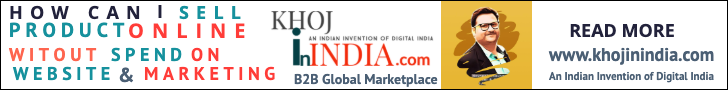 Open Your Online Store Free with khojinINDIA